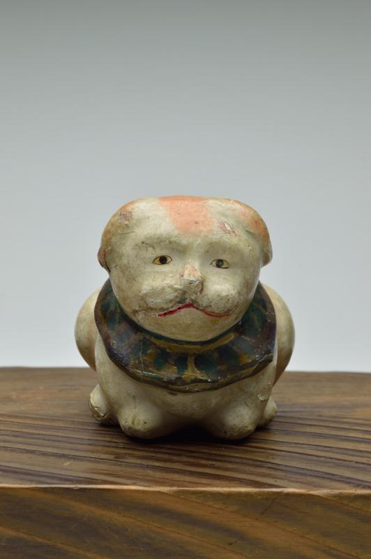 渋江人形 犬
