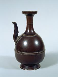 布薩形水瓶|奈良国立博物館
